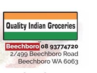 Quality Indian Groceries
